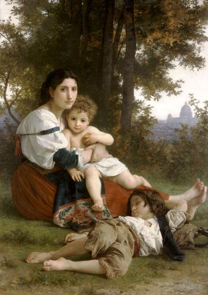 Post image for Свидетельство истинной матери