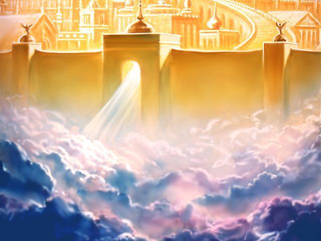 Post image for Евангельские возражения учению Генадия Мохненко о «потеряных небесах»