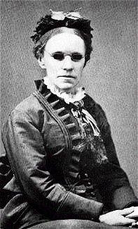 фанни кросби - слепая христианка, которая написала тысячи гимнов и которой можно подражать